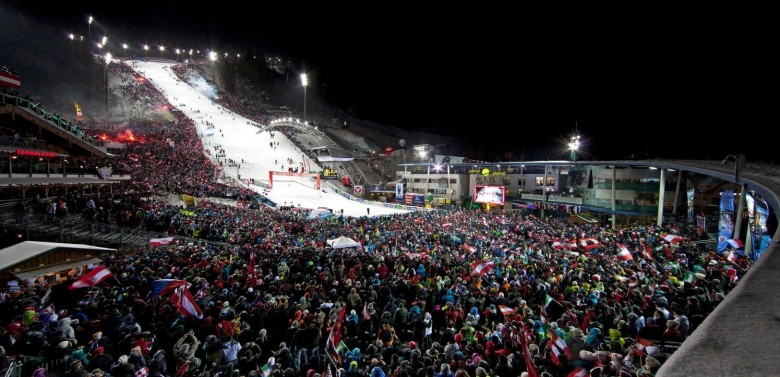 Nightrace in Schladming, 28.01.2020