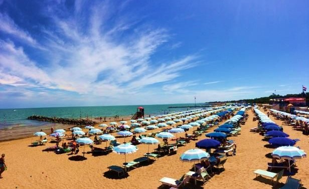 Pfingsten in Lignano, 07.06.-10.06.2019